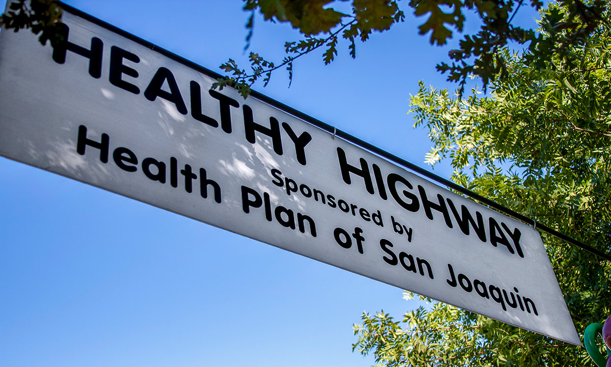 Healthy Highway banner