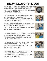 The Wheels in the bus activity-09