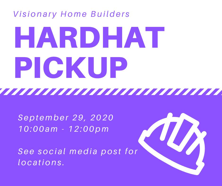 VHB Hardhat Pickup
