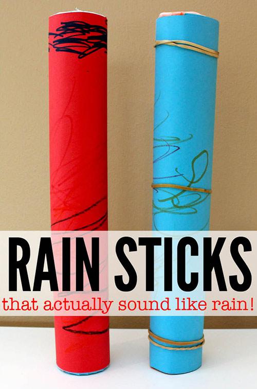 Rain Sticks that work Gift of Curiosity